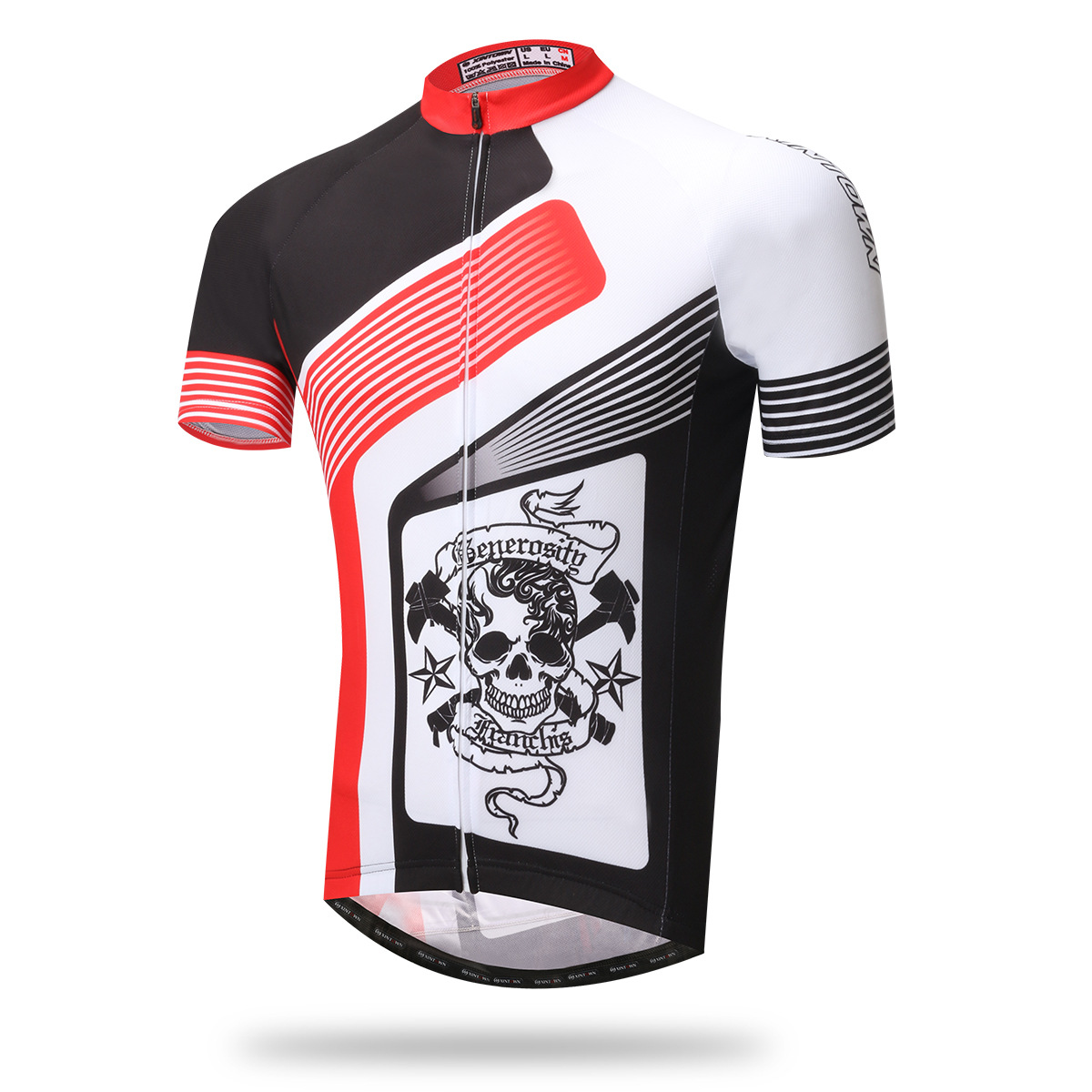 XINTOWN Star Wang riding shirt summer short-sleeved bicycle outdoor breathable quick-drying clothing sport thermal underwear