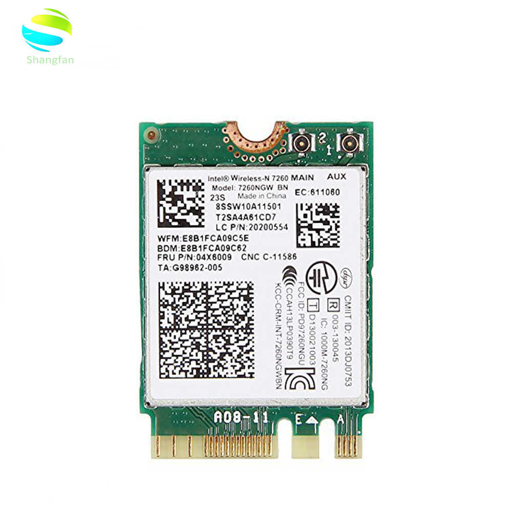 Wireless Adapter Network Card for Lenovo Thinkpad T440 W540 L440