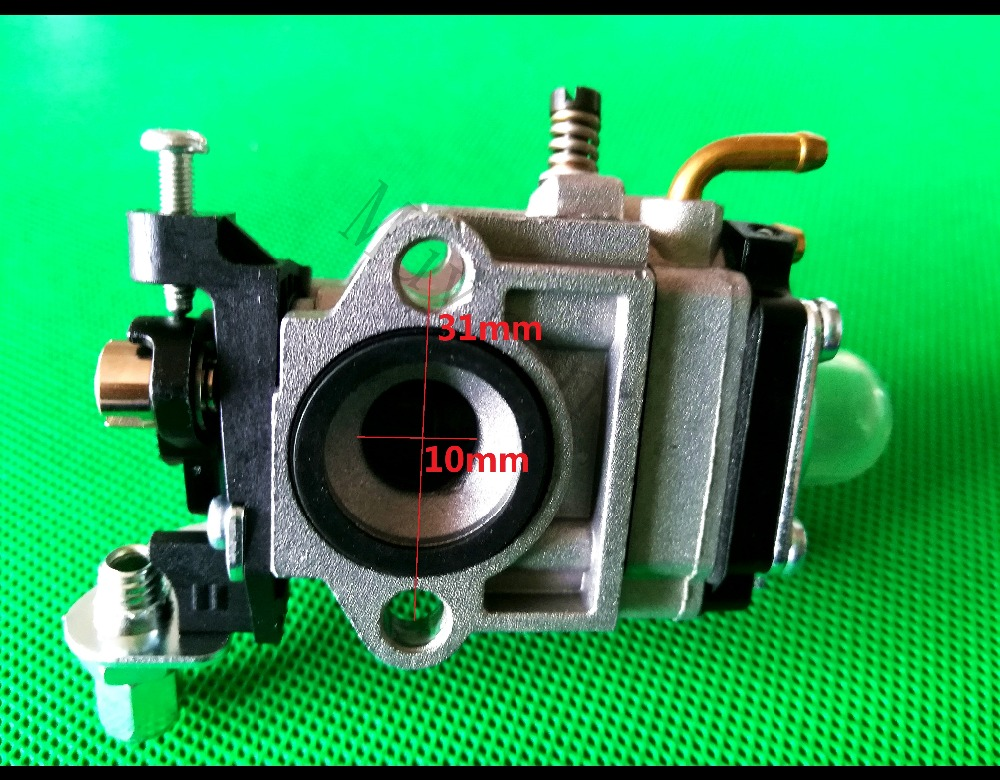 CG330 Carburetor Fit For Mitsubishi Cg260 TL33 Brush Cutter 1E34F 1E36F Engine 26cc 33cc Grass Trimmer Cutter Weed Eater Carb