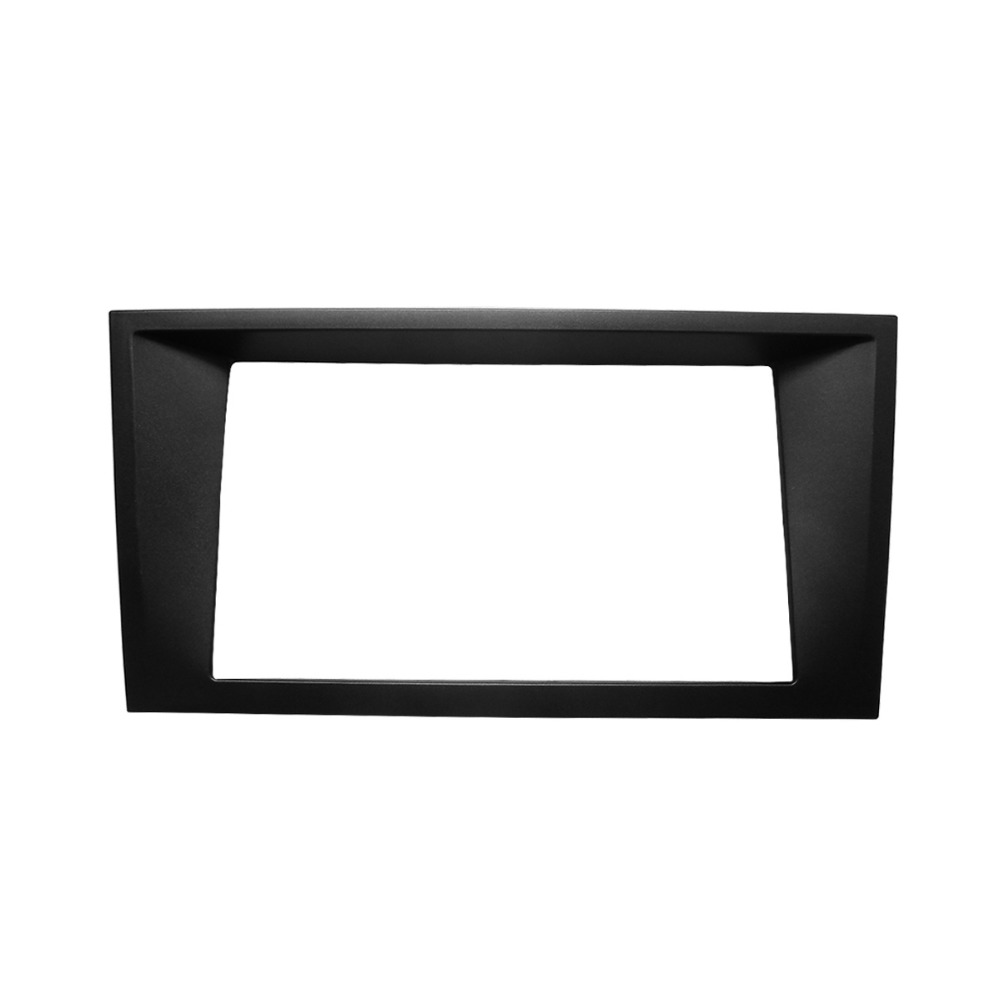 For FORD Mondeo 2002-2006 Double Din Fascia CD Facia Stereo Panel Dash Mount Install Trim Kit Refit Frame