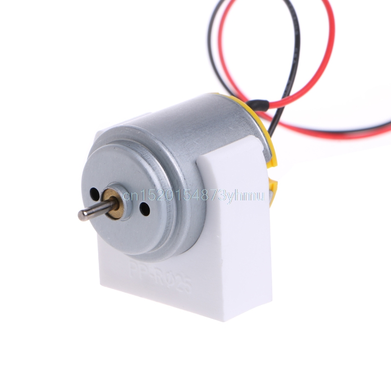 Electric generator motor energy wind turbine power mini for Dc motor light led