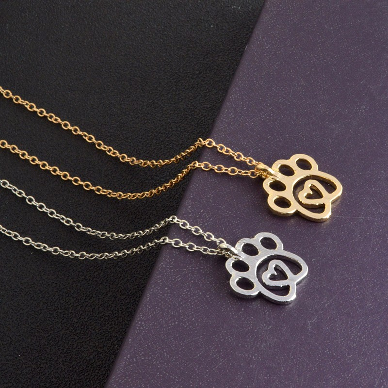 I Love Paw Necklace 15