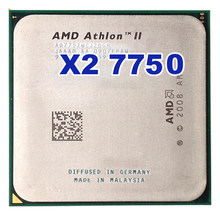 Двухъядерный процессор AMD Athlon 64 X2 7750 2,7 ГГц Socket AM2 + AM2 95 Вт