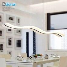 TOP modern pendant lights for dinning room livingroom restaurant kitchen lights AC85-260V luminaire lamparas pendant lamps L97CM