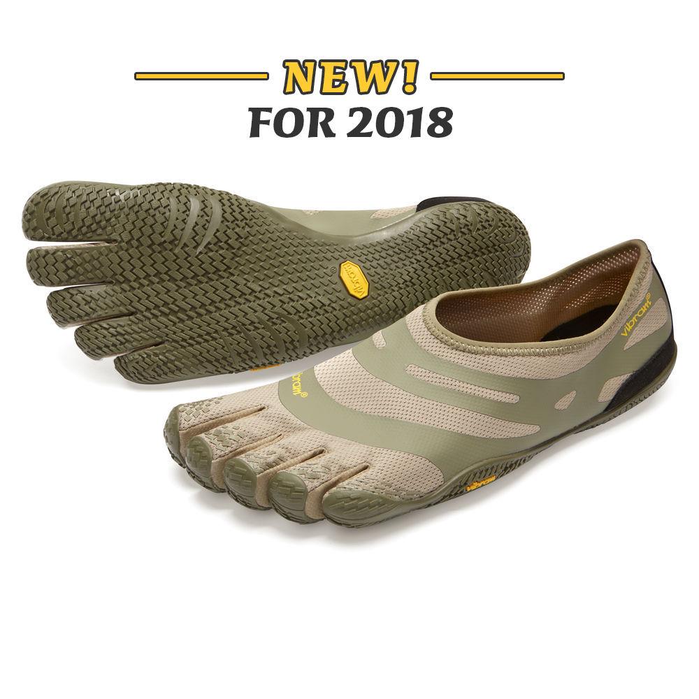 Vibram fivefingers Hot Sale Design Rubber with Five Fingers Slip Resistant Breathable Light weight Shoe for Men EL-X 18M0101