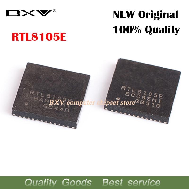 10pcs RTL8105E QFN-48 Network card chip new original laptop chip free shipping