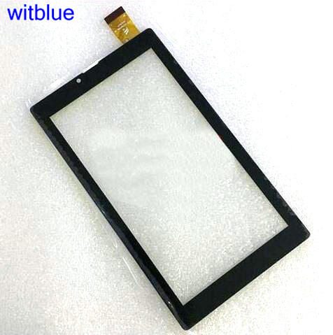 Witblue New 7'' Tablet Touch Screen FPC-FC70S706-01 For Digma Optima 7.21 3G TT7021PG Touch Screen Panel Digitizer Replacement a 7 inch touch screen panel sensor for digma optima 7 21 3g tt7021pg fpc fc70s706 01 yld ceg7253 fpc a0