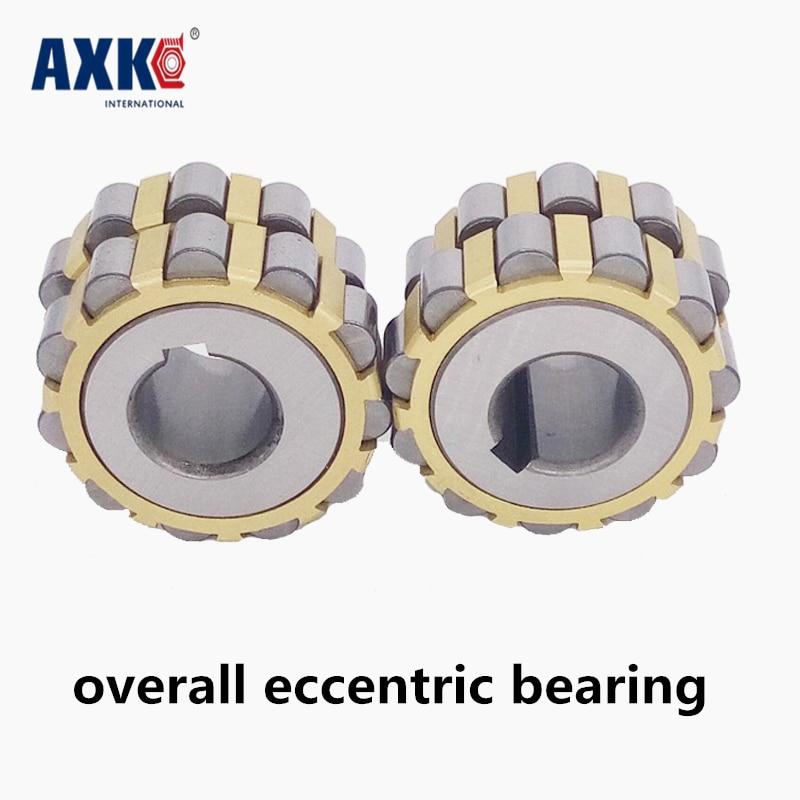 AXK  NTN  double row eccentric bearing 35UZ8617-25  61617-25YRX2 axk ntn brass cage single row eccentric bearing 620gxx e 85uzs220