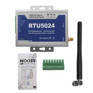 Image 3 - Rtu5024 GSM Kapısı Açıcı Röle Anahtarı Telefon Açacağı Sallayarak Operatörü Rtu5035 Uzaktan Kumanda Kapı Erişim Park Sistemleri
