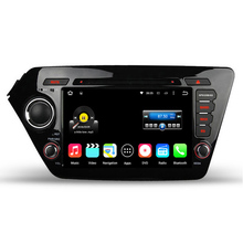 Free Shipping Android 5.1.1 2 Din 8″ Car DVD Player GPS System For Kia Rio K2 2011 2012 2013 With Radio 3G WiFi DVR Video Player
