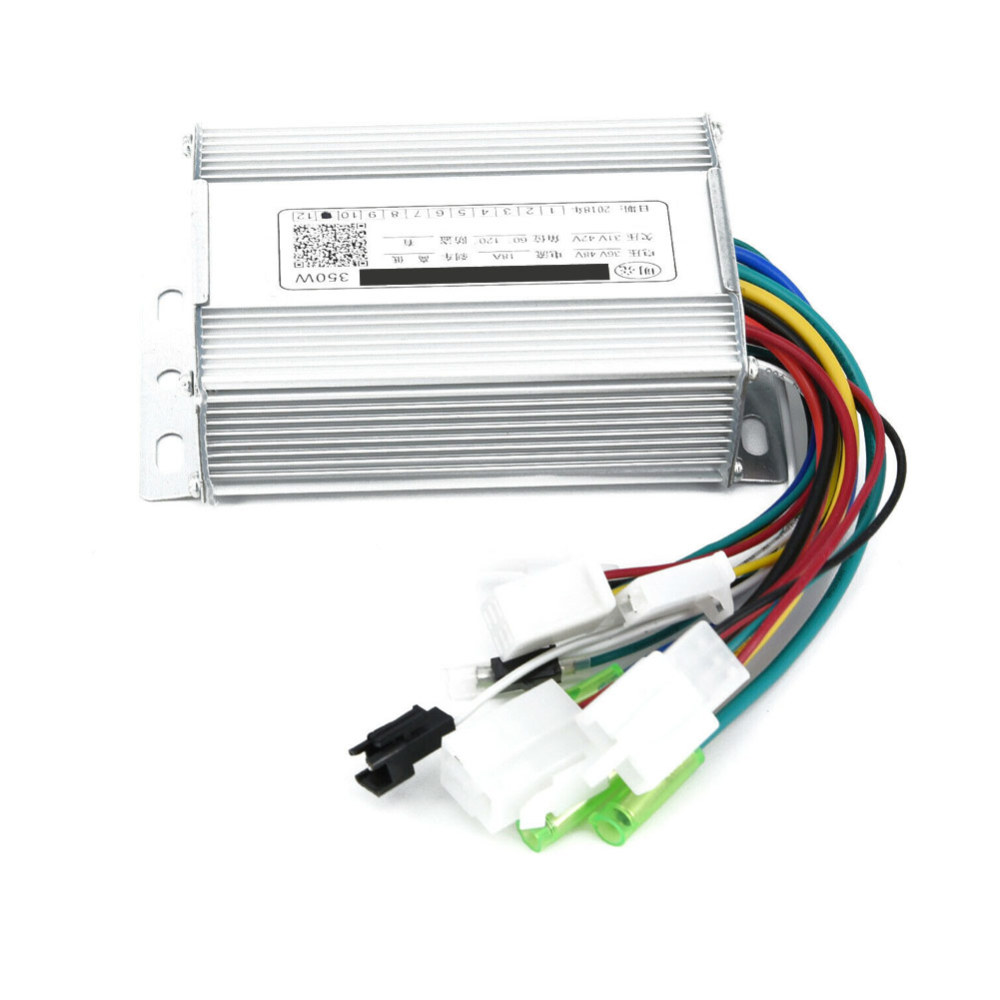 36V/48V 350W E-Bike Control Unit Bicycle Motor Brushless Controller Electric Bicycle Scooter Accessories