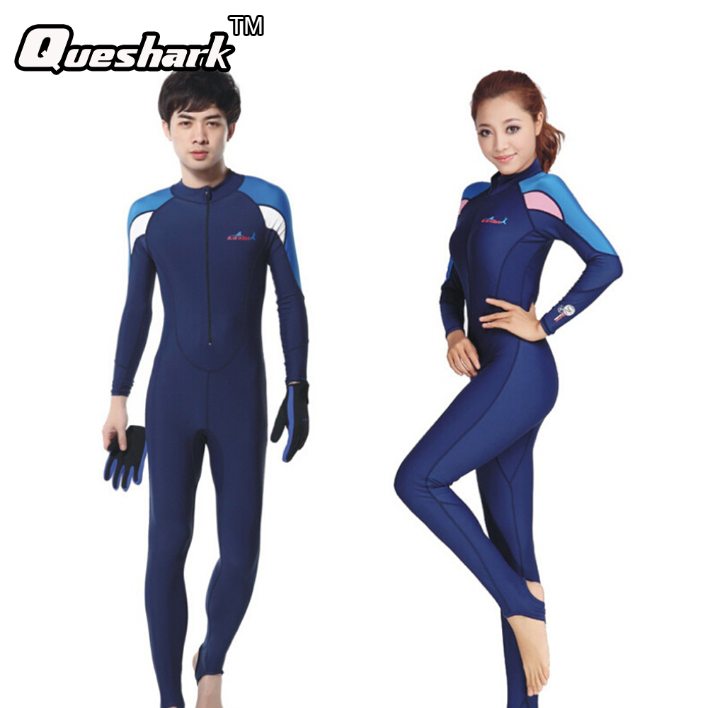 Men women lycra wetsuit scuba diving suit for swimming for Women s ice fishing suit