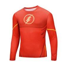 High Quality Marvel Captain America 2 four seasons Soldier Costume 3d Super Hero Jersey Long Sleeves Camisetas T Shirt Men