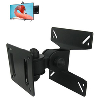 Adjustable LCD TV Stand Display Frame TV Bracket Mounting The TV On A Wall For 14