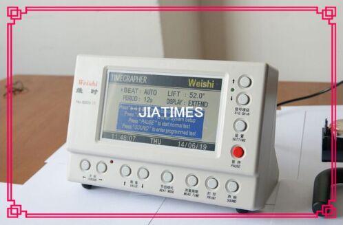 781828f1d58 Hot Vender Assista Cronometrando Máquina Multifunction Timegrapher Weishi NO .6000III para Reparação do Relógio