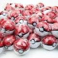Hot 10 pçs/set Pokemon Bolso Assistente Bola Pokemon Figura de Ação PVC Modelo Brinquedos Decoração de Natal Presente de Aniversário Aproximadamente 7 cm