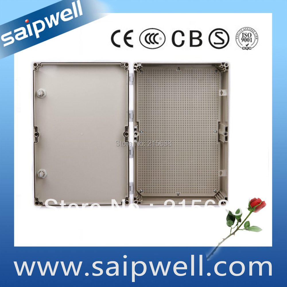 Saipwell IP66 Gray Color Waterproof Enclosure Junction Box With CE 600 400 195mm Type SP AG