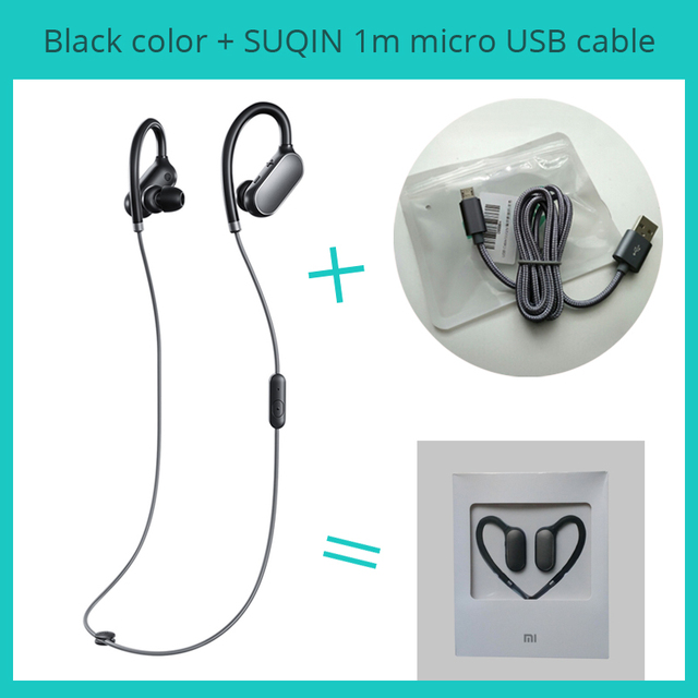 BLACK And cable