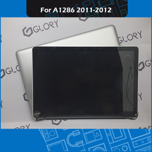 2011 2012 Year Brand new A1286 LCD Screen full assembly for Macbook Pro 15″ A1286 Display MC721 MC723 MD318 MD322 MD103 MD104