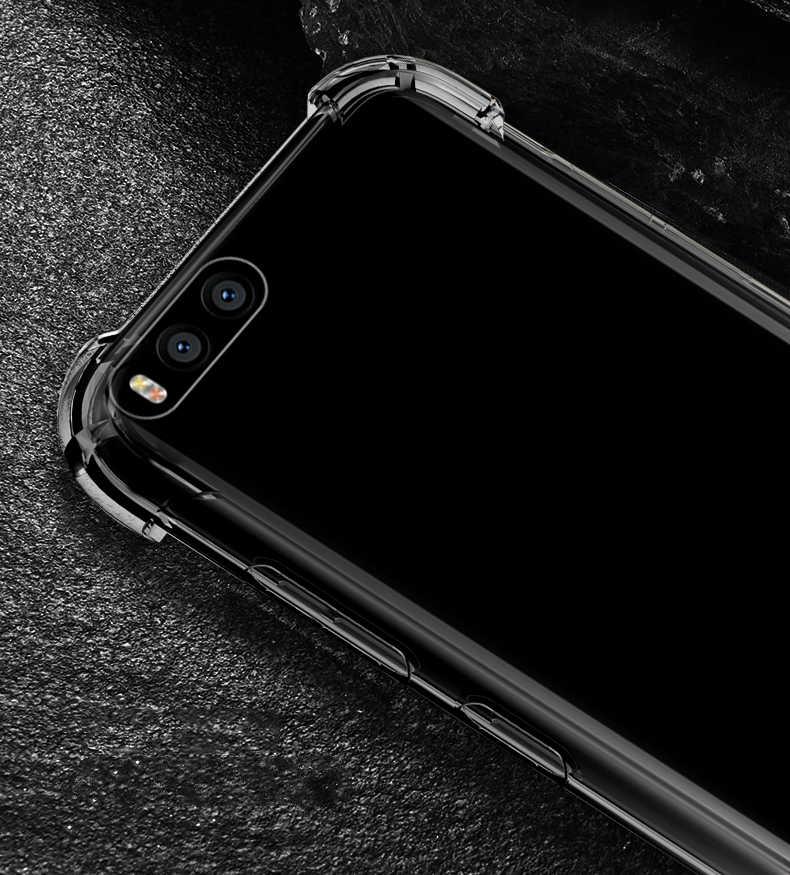 Прозрачный Мягкий ТПУ Прозрачный чехол для спортивной камеры Xiao mi Red mi 5X 5C Примечание 3 2 mi 5S плюс 5A 3 S 4A 4X Pro mi x2S Prime Note 4 4X64 ГБ