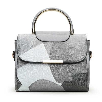 Кожа Для женщин сумка Брендовая Дизайнерская обувь кожа серый сумки кожа сумка серый/синий/желтый/розовый