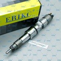 ERIKC 0445120087 Inyection Diesel 0445 120 087 Pump Common Rail Enjektor 0 445 120 087 for WEICHAI