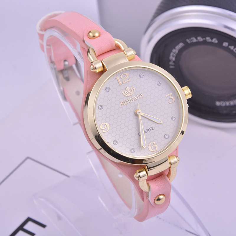 2017 new 5 color jewelry Mini watch fashion gift table women Watches Jewel gem quartz wristwatches Relogio Feminino Reloj Mujer Islamabad