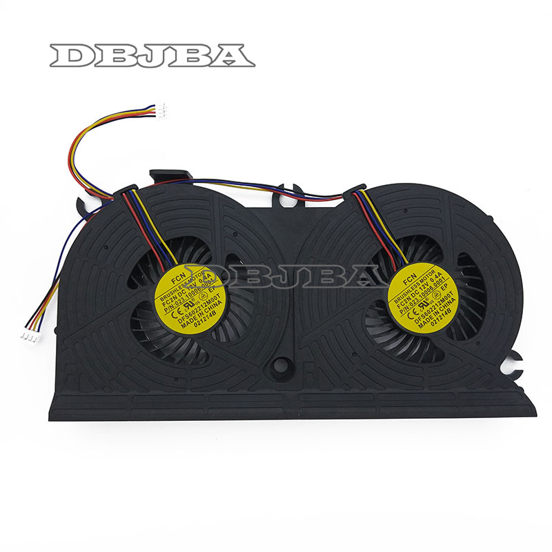 цена New Laptop Cpu Cooling Fan For HP ELITEONE 800 G1 705 G1 DFS602212M00T 733489-001 FC2N MF80201V1-C010-S9A 023.10006 Fan