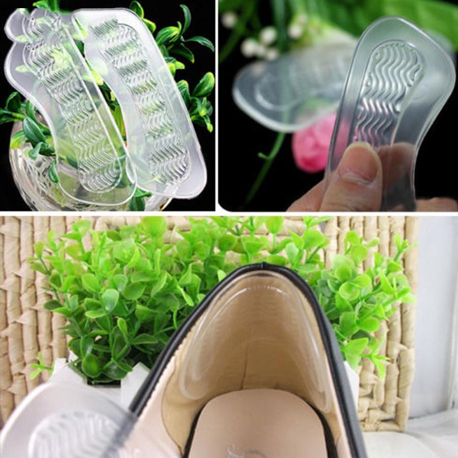 1 paire arrière gel de silice invisible anti-dérapant coussins à - Soins de santé - Photo 4