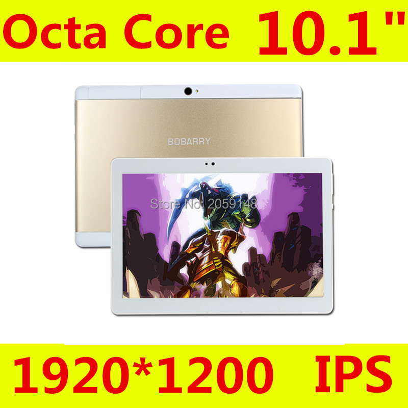 Promotion 10.1 Pouce S109 Tablet Ordinateur BOBARRY Tablet PC Octa Core Android 6.0 Tablet Pc IPS Écran GPS ordinateur portable Rom 32 GB