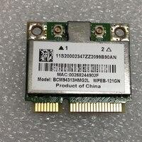 מחצית bcm4313 bcm94313 bcm94313hmg2l wlan כרטיס למחשב lenovo b560 v560 g555 g560 z560 z565 סדרה  20002347