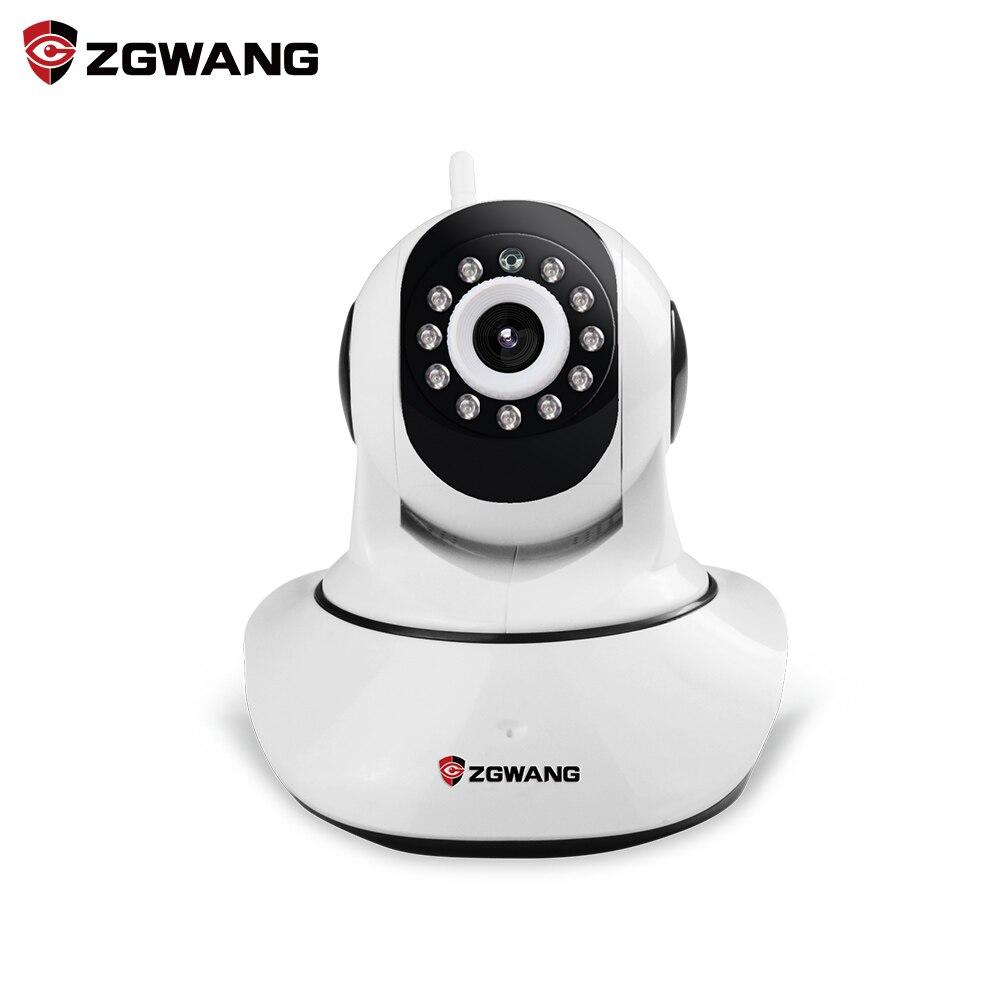 bilder für ZWGANG 1080 p HD Wireless-sicherheit Ip-kamera Nachtsicht Aufnahme Surveillance Network Innenbabyphone Mini Wifi Kamera