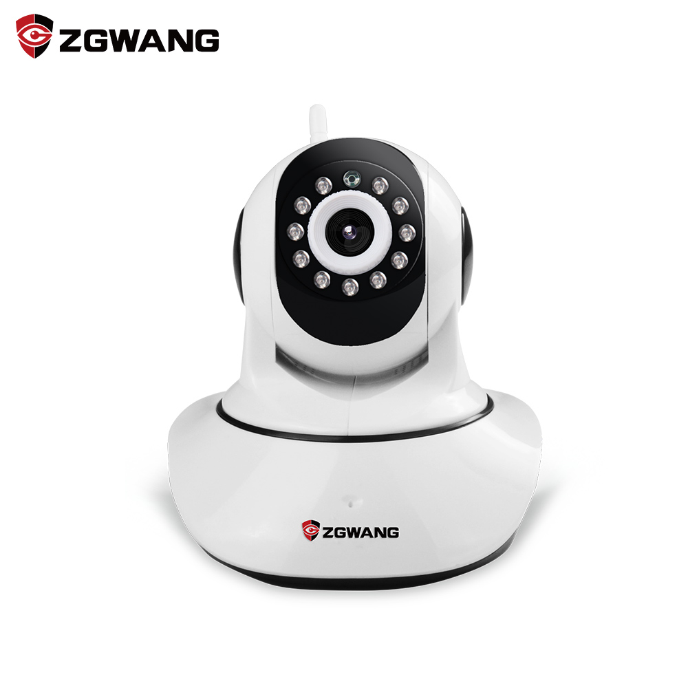 ZWGANG 1080p HD Wireless Security IP Camera Night Vision Recording Surveillance Network Indoor Baby Monitor Mini Wifi Camera