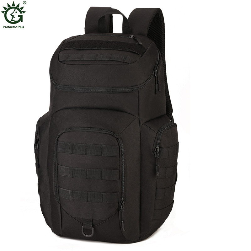 40L Camouflage Military Backpack Men's Army Bag Nylon Fashion Waterproof Backpacks Molle Travel Rucksack Male Brand Backpack 30l men women military backpacks waterproof fashion male laptop backpack casual female travel rucksack camouflage army bag