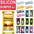 Para Ulefone Armadura Almofada de Silicone Suave Bumper Case Capa Protector