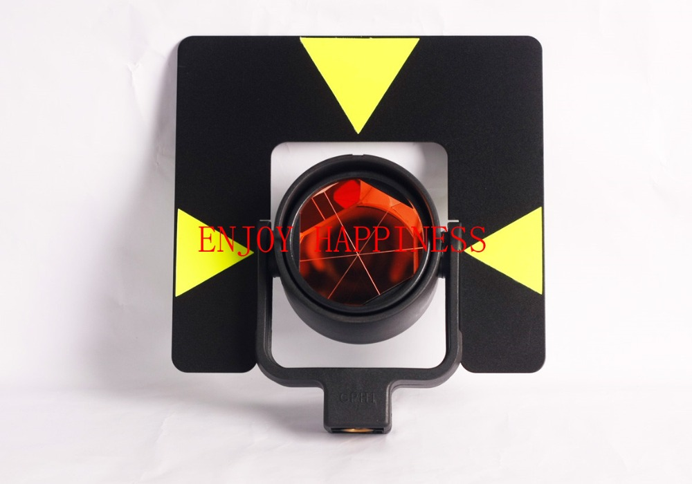 Single Prism With Soft Bag For Leica Type Total Stations swiss style copper coated gpr1 prism gph1 holder for leica total stations