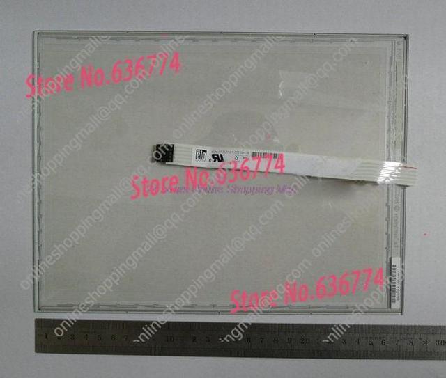 Nova Tela de Toque SCN-A5-FLT12.1-Z01-0H1-R E011881 Tela Sensível Ao Toque de 12.1 polegada