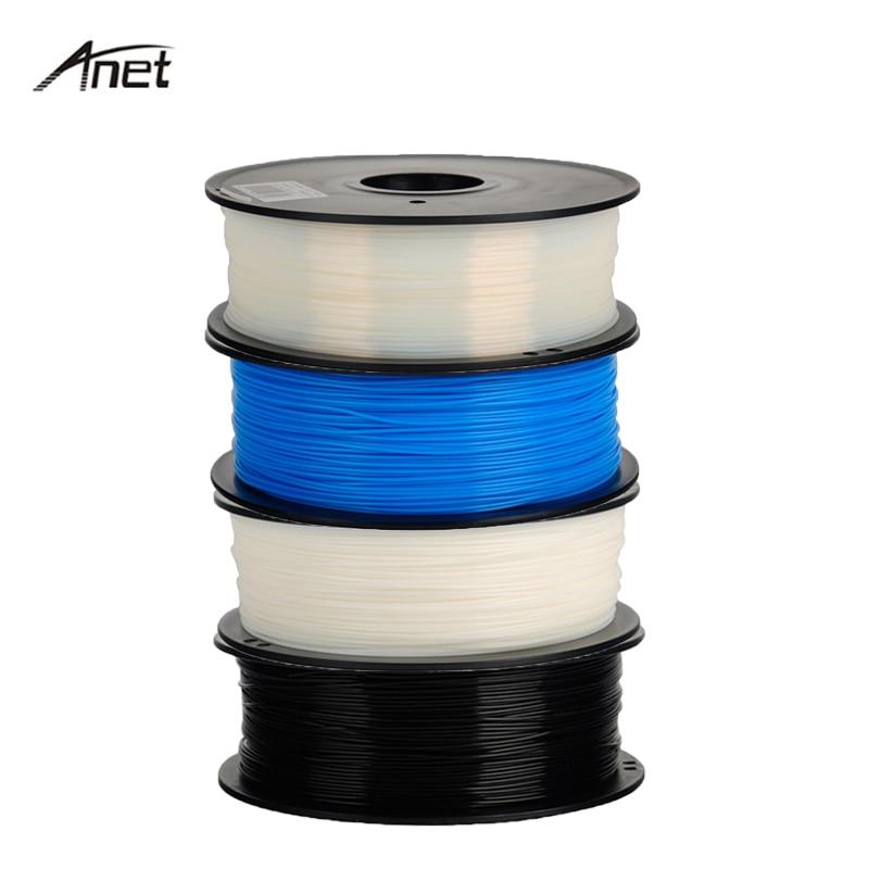 0.5 Kg Pla 3d Printer Filament 1.75mm Filamenten Plastic Staaf Rubber Lint Verbruiksartikelen Vullingen Voor Makerbot/reprap 3d Printer