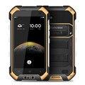 Blackview bv6000 mtk6755 octa core 3 gb + 32 gb/bv6000s mt6737 quad core android 6.0 2 gb + 16 gb 4200mah13mp teléfono móvil a prueba de agua