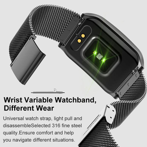 Image 4 - F9 1.3Inch Fashion Smart Bracelet Color Screen Ip68 Waterproof Pedometer Smart Watch Activity Fitness Tracker Smart Watch