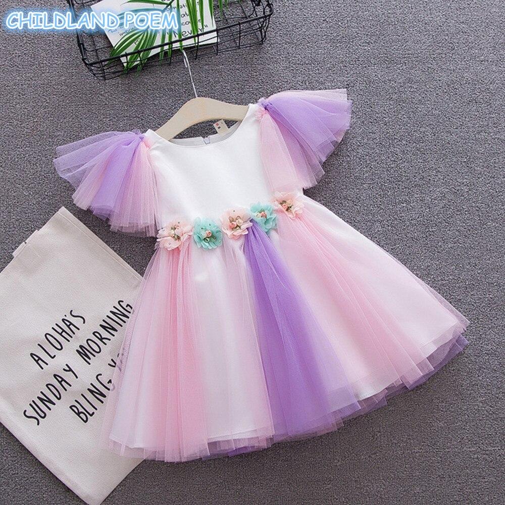 Newborn Baby Girl Pettiskirt Tutu /& Rose Flower Headband 2pcs Outfit Dress