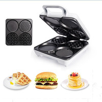 Multifunctional Waffle Maker Waffle Maker Pancake Machine Breakfast Machine