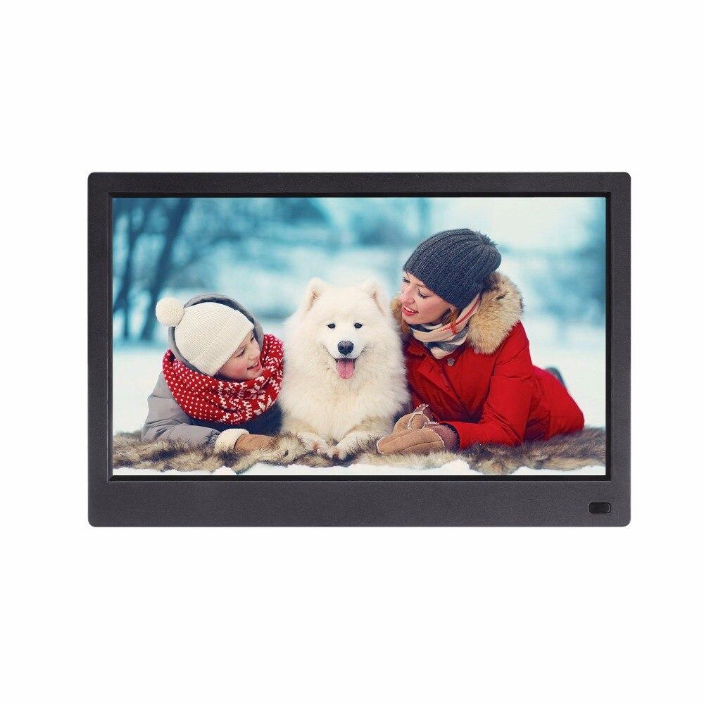 11.6 polegada IPS jogar imagem da família e empresa de vídeo 1920x1080 suporte de entrada de HD digital photo frame de retrato digital quadro