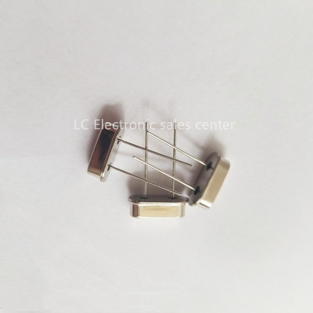 50 PCS 7.3728MHz DIP-2 7.3728M HC-49S 7.3728 MHZ QUARTZ Crystal 7.3728 MHz