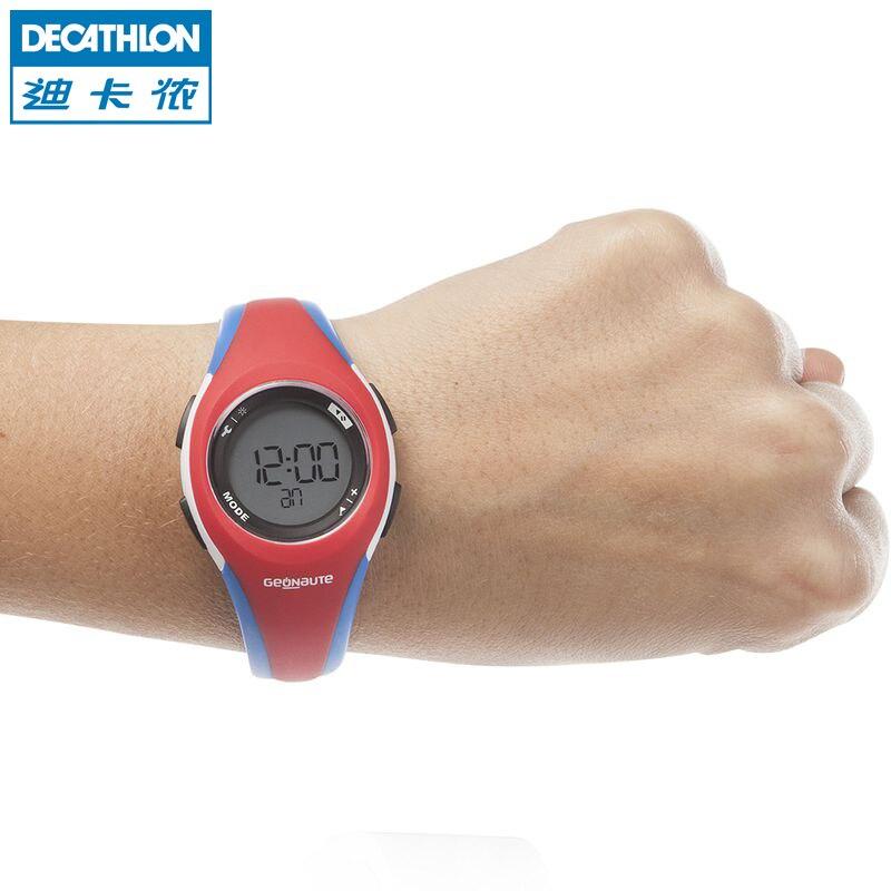 89619be8a88885 Decathlon reloj deportivo mujeres parpadea impermeable multifuncional  exterior niños corriendo de hoja de cálculo GEONAUTE en Relojes de mujer de  Relojes de ...