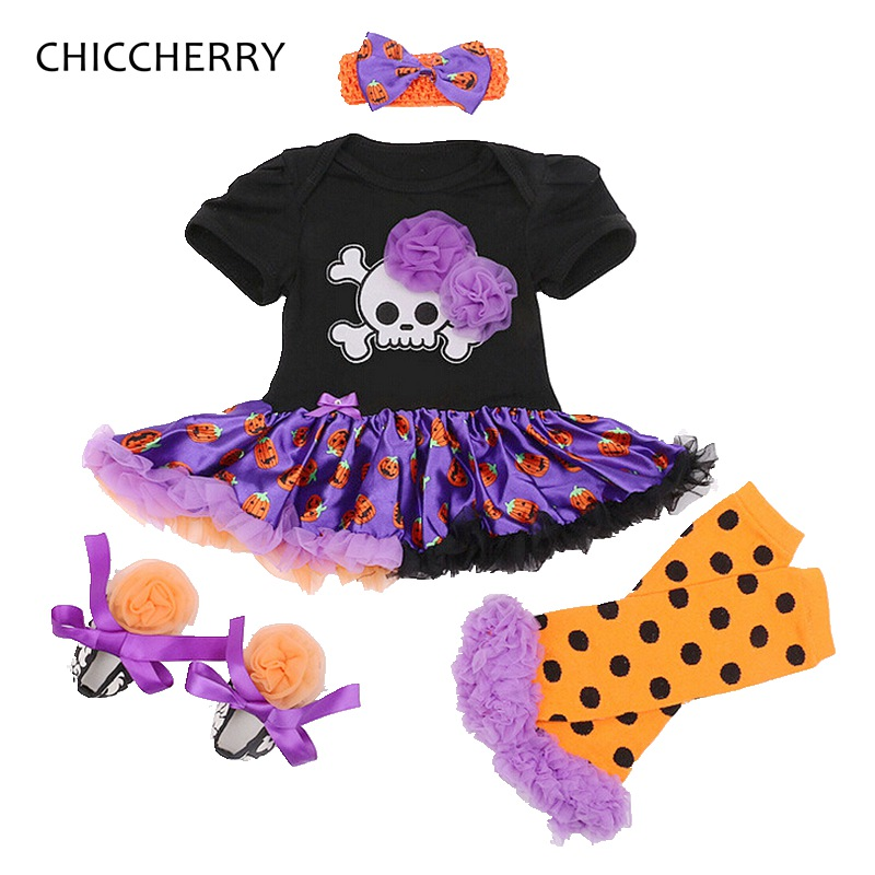 Pirates Halloween Costume For Kids Lace Romper Dress Leg Warmers Shoe Headband Newborn Baby Girl Clothes Girls Halloween Outfits baby watch наручные zip pirates 600533