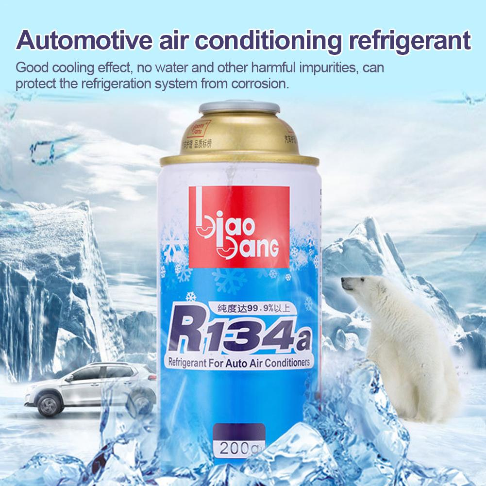 Image 3 - Automotive Air Conditioning Refrigerant Cooling Agent R134A Environmentally Friendly Refrigerator Water Filter Replacement Freon