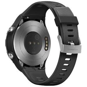 Image 3 - Original huawei relógio 2 relógio inteligente bluetooth esim telefone chamada rastreador de freqüência cardíaca para android ios ip68 à prova dip68 água nfc gps