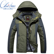 2016 осень и зима новый большой размер мужской такси толстый бархат теплое пальто куртка L-5XL6XL7XL8XL9XL с капюшоном случайно куртку