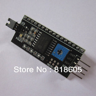 3PCS//Lot IIC//I2C Interface Adapter Module TWI SPI Serial Interface Board for LCD1602 Display